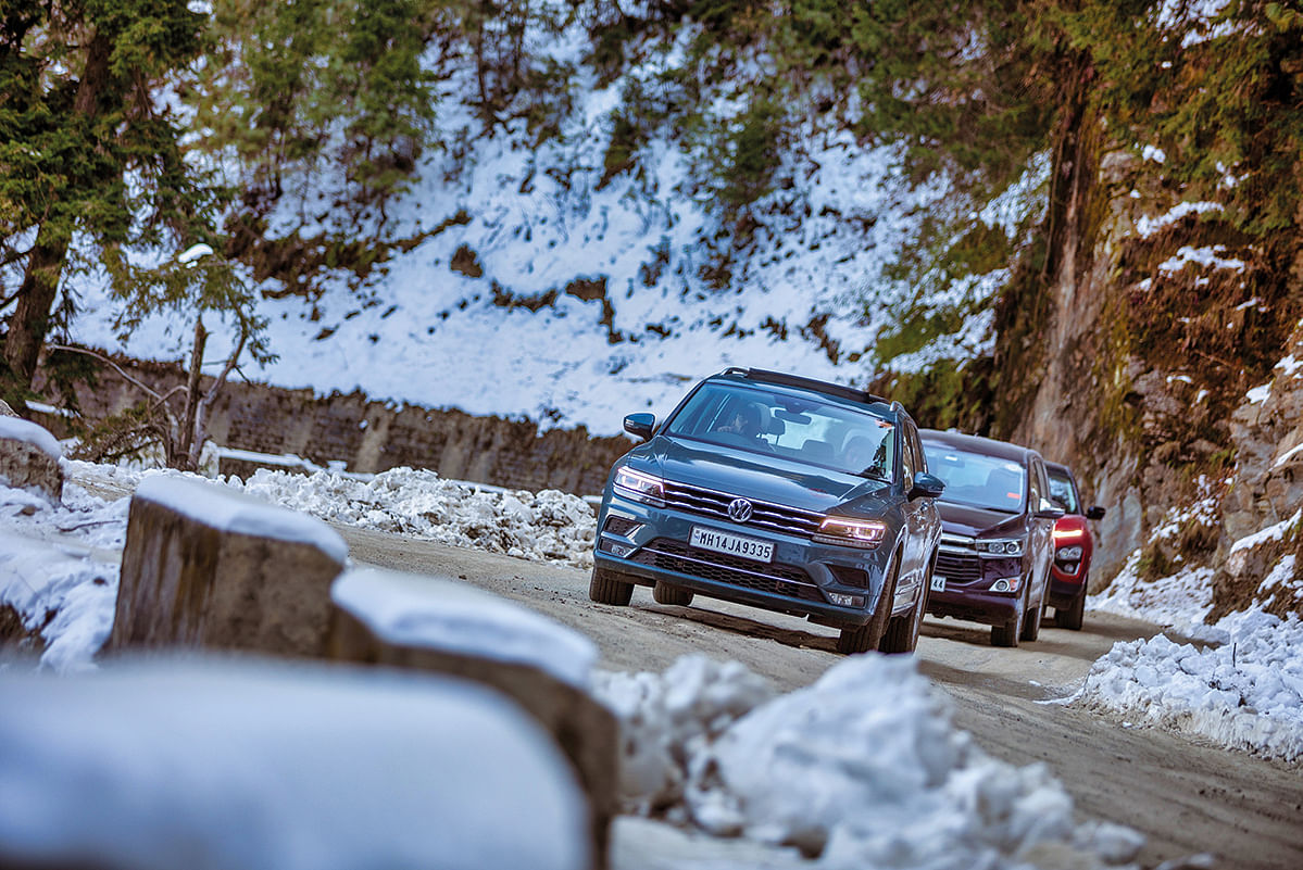 SUVs are the best possible vehicles to road trip around the country in