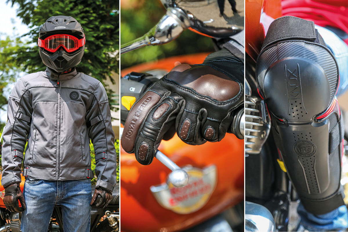 Royal Enfield x Knox riding gear review: The value for money riding gear?