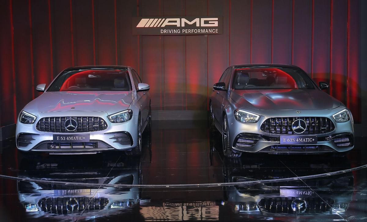 Mercedes-AMG E 53 and the E 63S launched in India