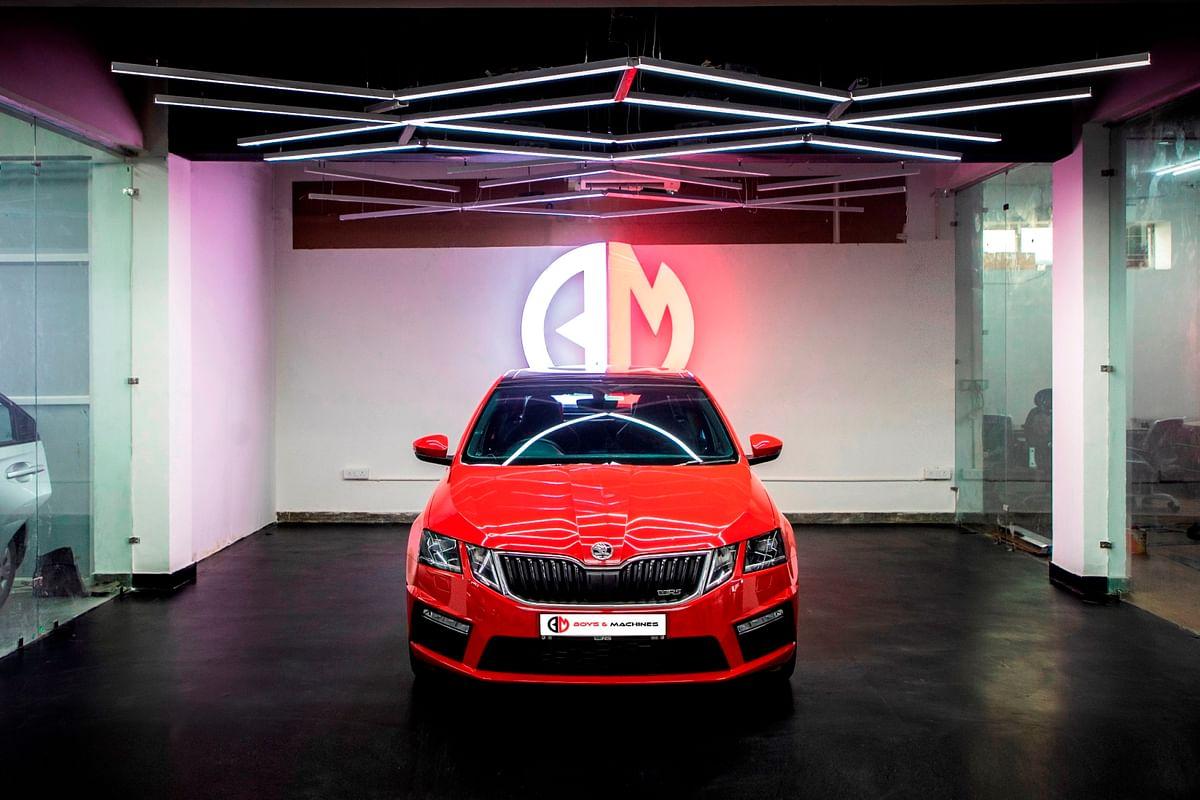 Used supercar retailer Boys and Machines inaugurates car service facility