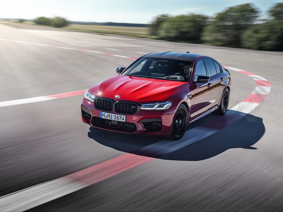 Facelifted BMW M5 Competition launched in India at Rs 1.62 crore