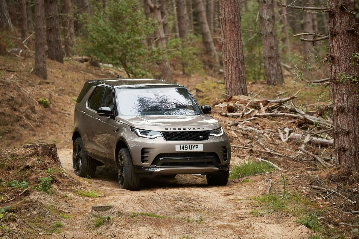 2021 Land Rover Discovery launched in India at Rs 88.06 lakh