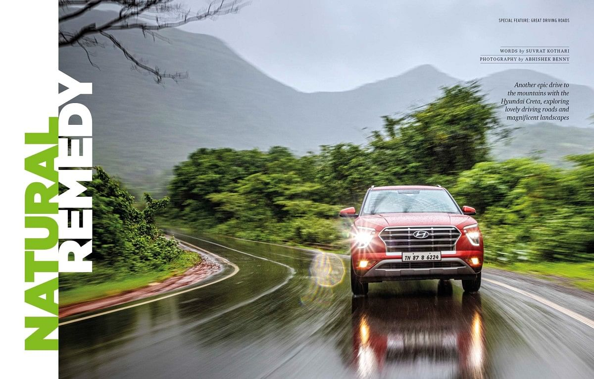 The Great Driving Roads series continues with the Hyundai Creta