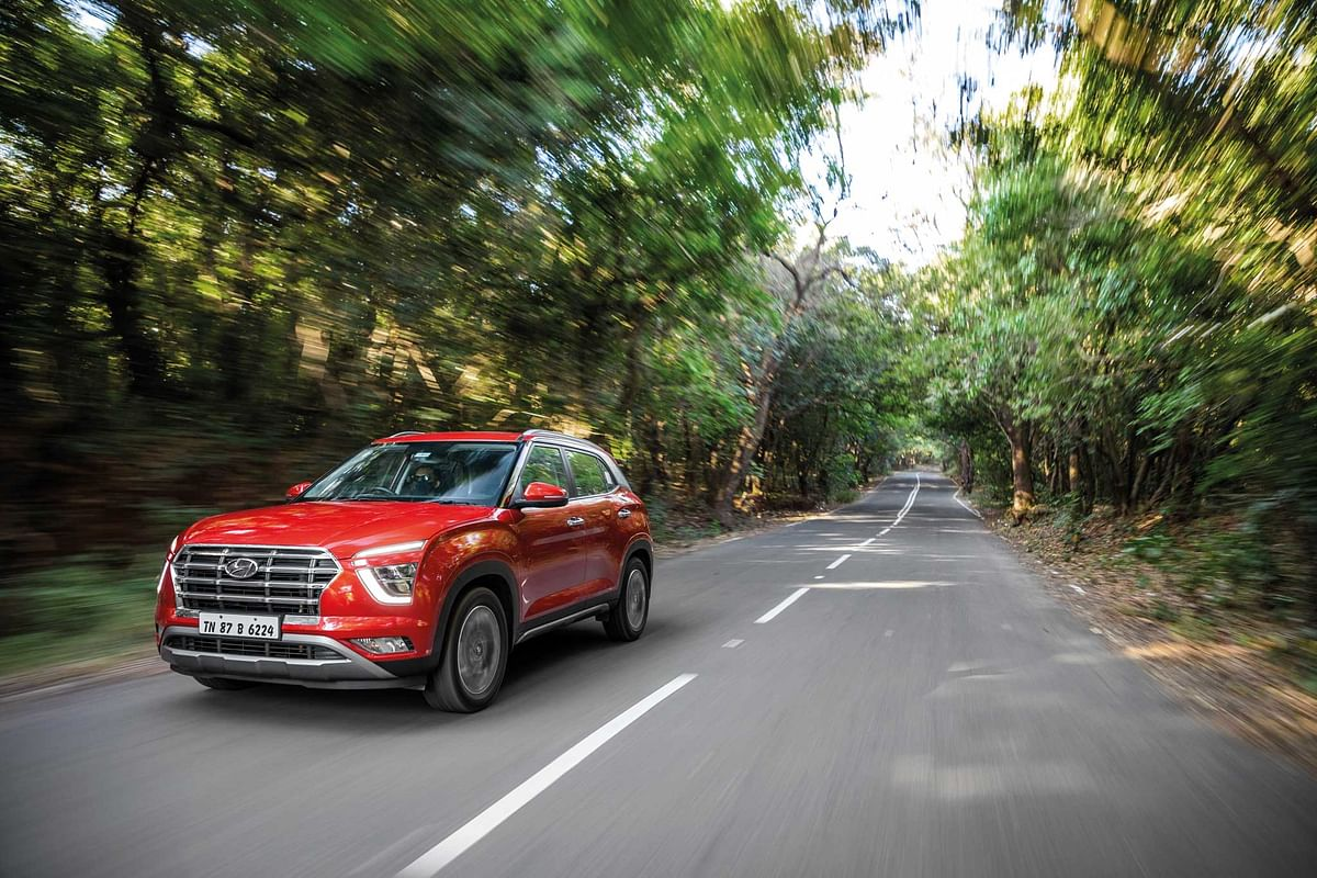 Driving the Hyundai Creta to Aamby Valley: Great Driving Roads | Part 1