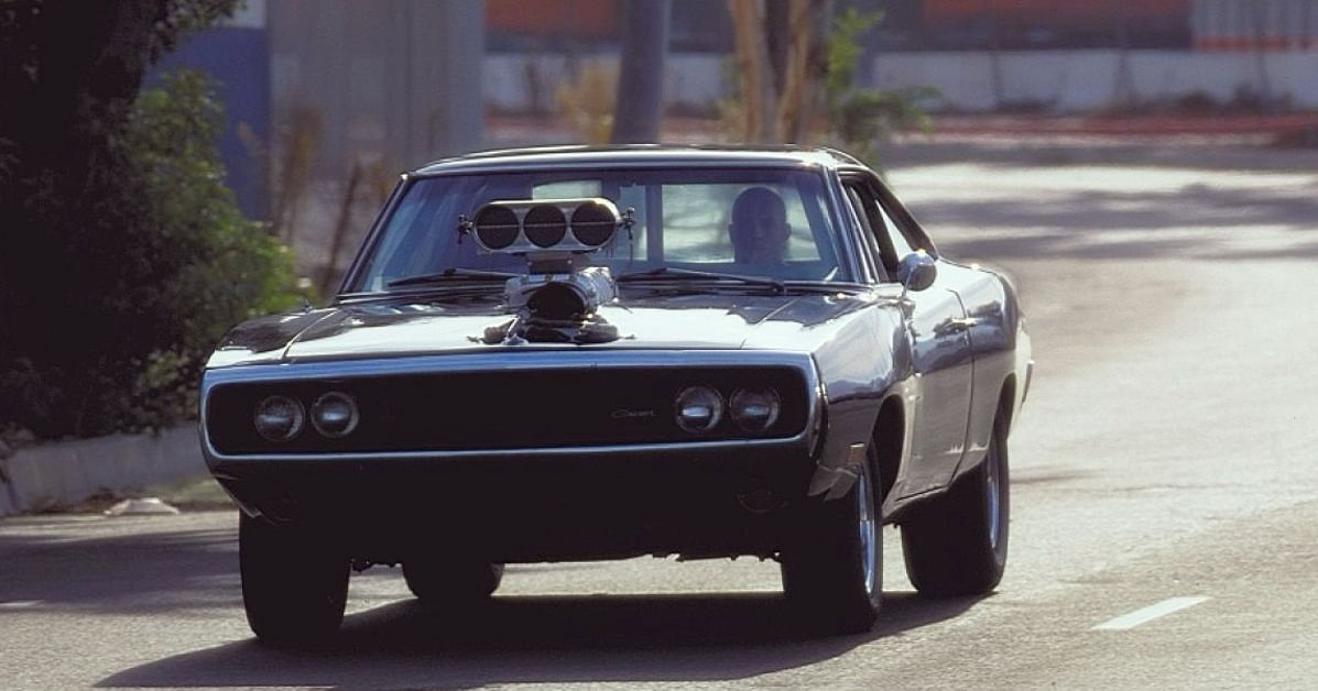 1970 Dodge Charger in The Fast and the Furious