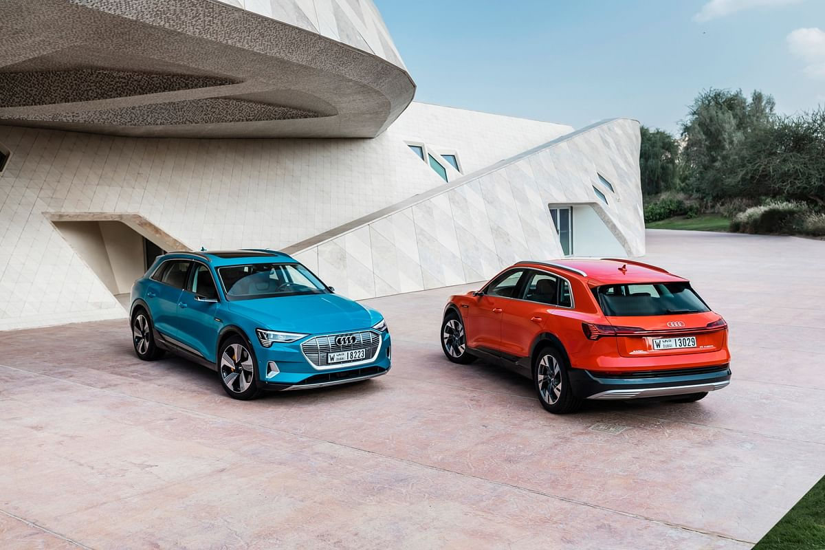 Audi e-tron launched in India, prices start from Rs 99.9 lakh