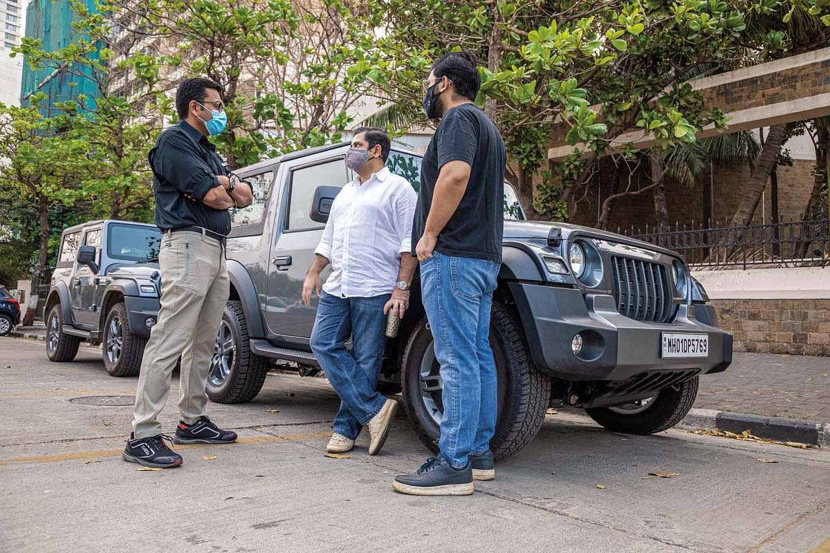 The Ed catches up with Parag and his son Shantanu