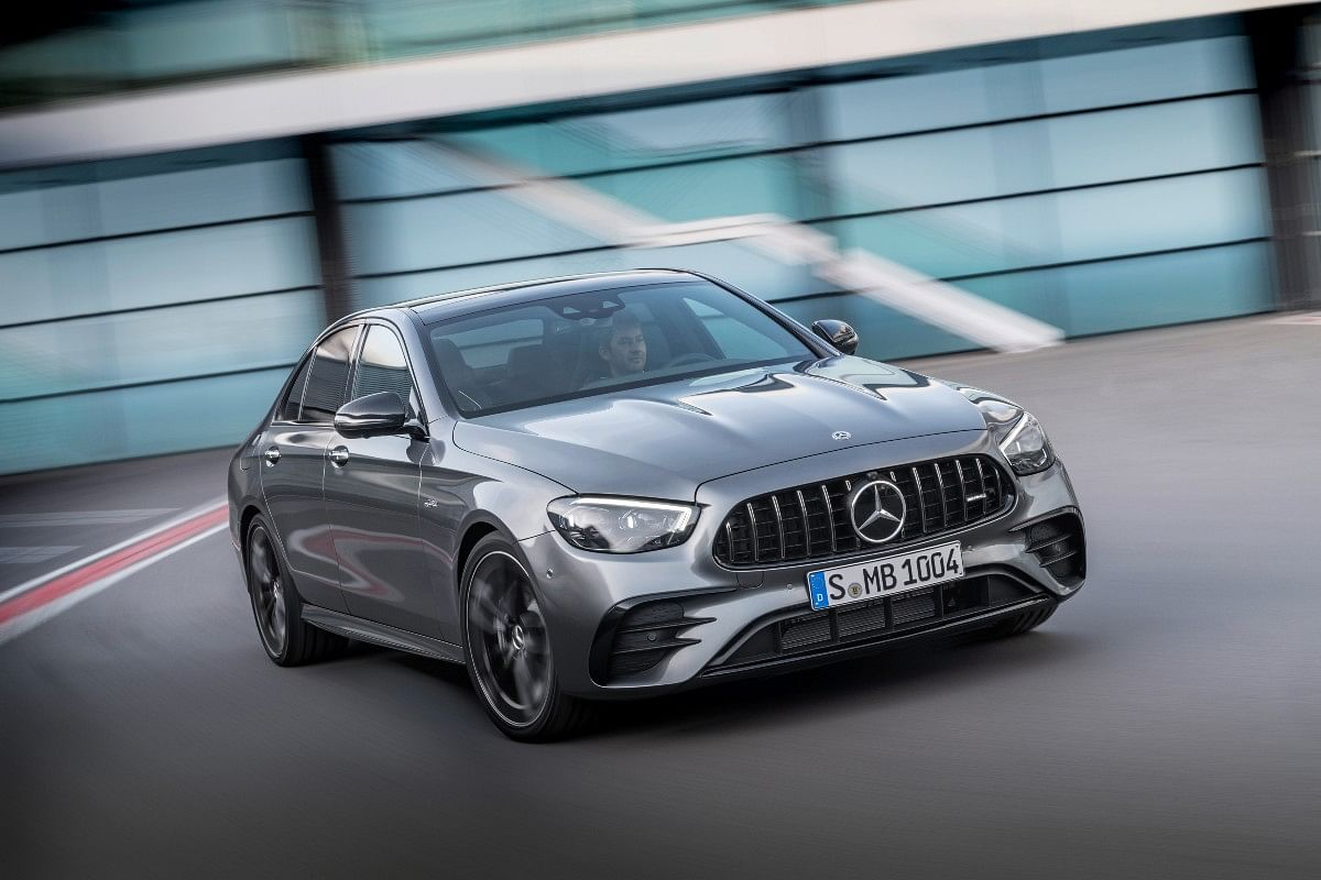The Mercedes-AMG E 53 is set to be introduced in India for the first time
