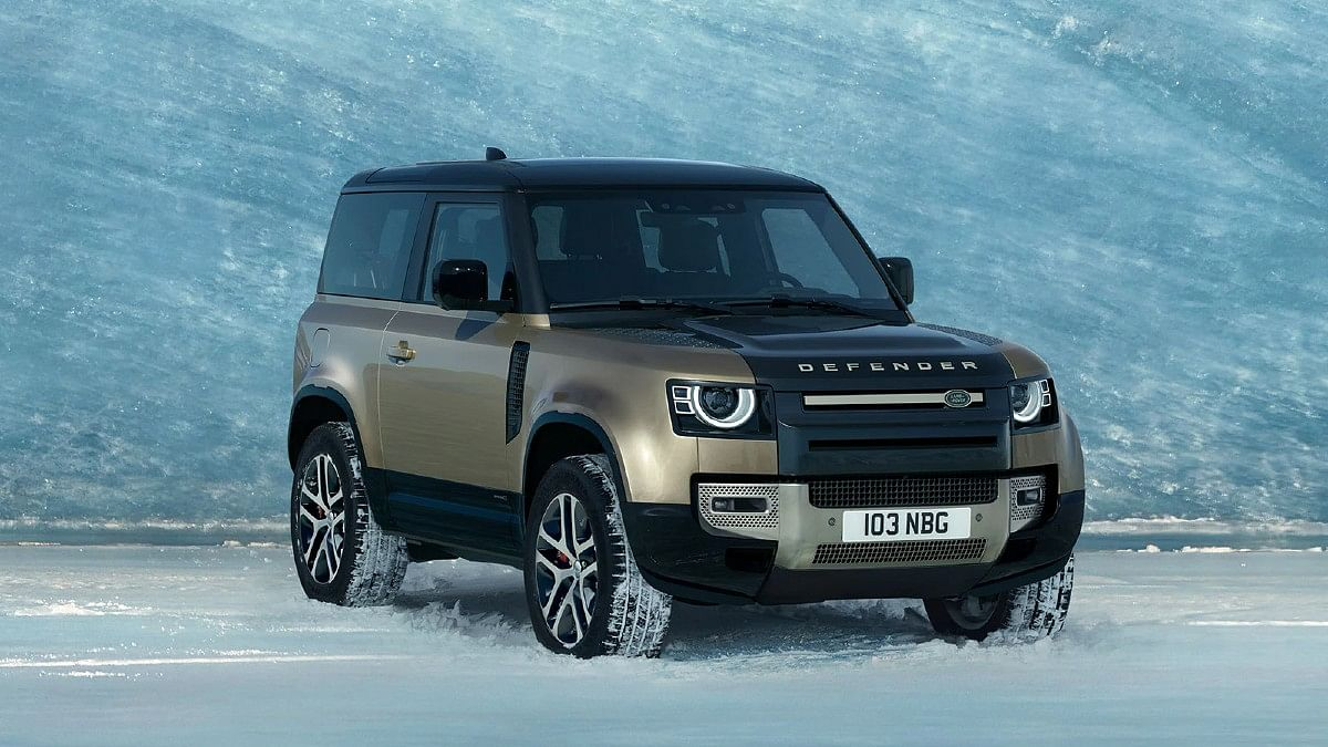 ...as well as the Defender X...