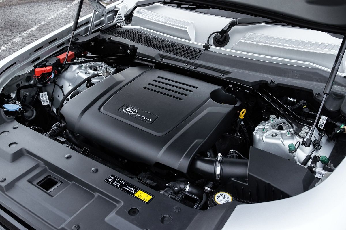 The 2-litre petrol is also known as the P300...