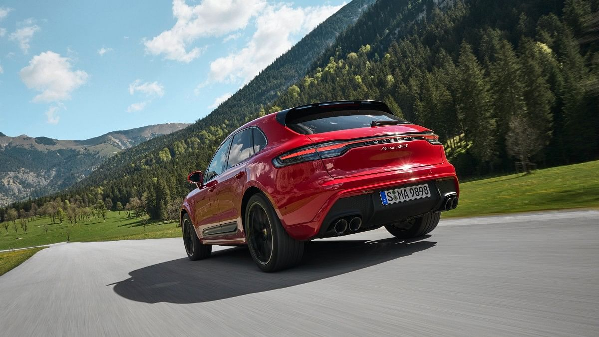 Porsche will continue to sell the ICE Macan alongside the new-generation electric Macan which will come in 2023