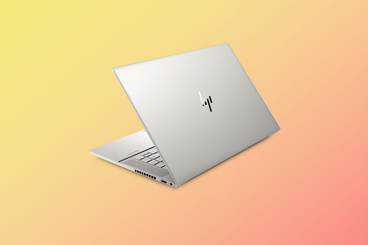 The Envy 15 doesn't just come with top notch specs but also a fast charging solution