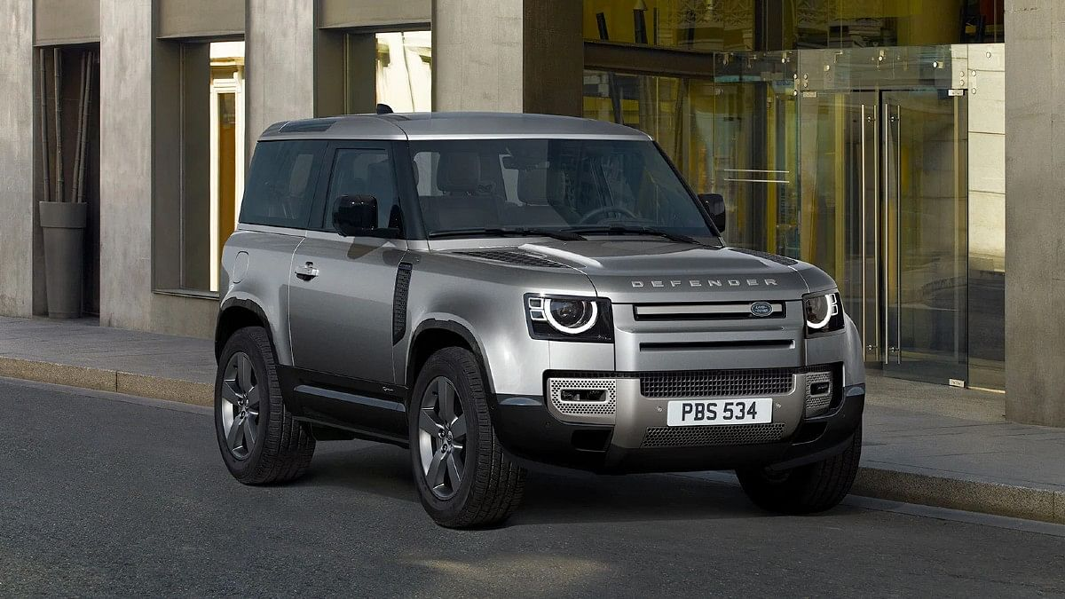 ...and lastly as the Defender X-Dynamic