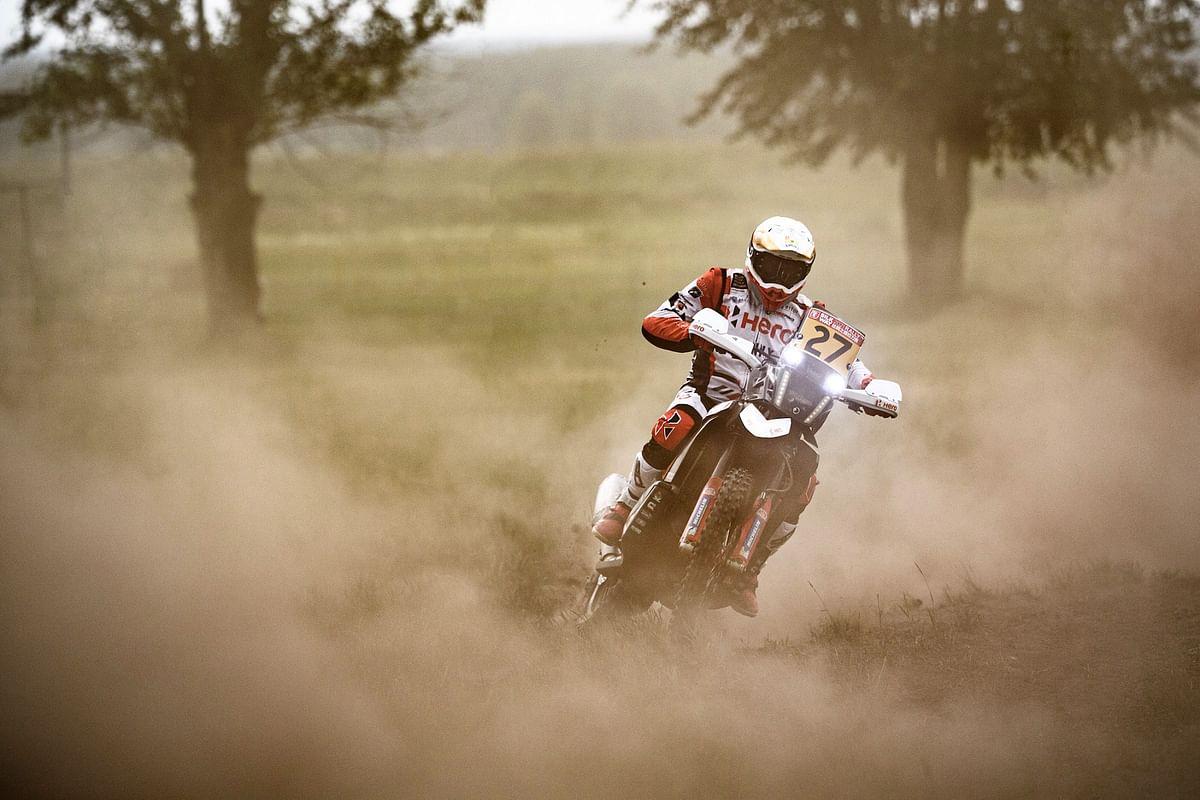 Hero MotoSports gears up for the FIM Silk Way Rally