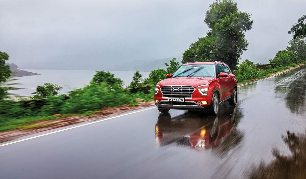 Road trip to Tamhini ghat with the Hyundai Creta: Great Driving Road|Part 5