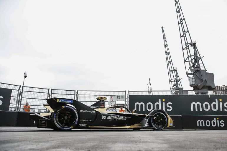DS Techeetah moves to the top of the constructors championship table with 148 points