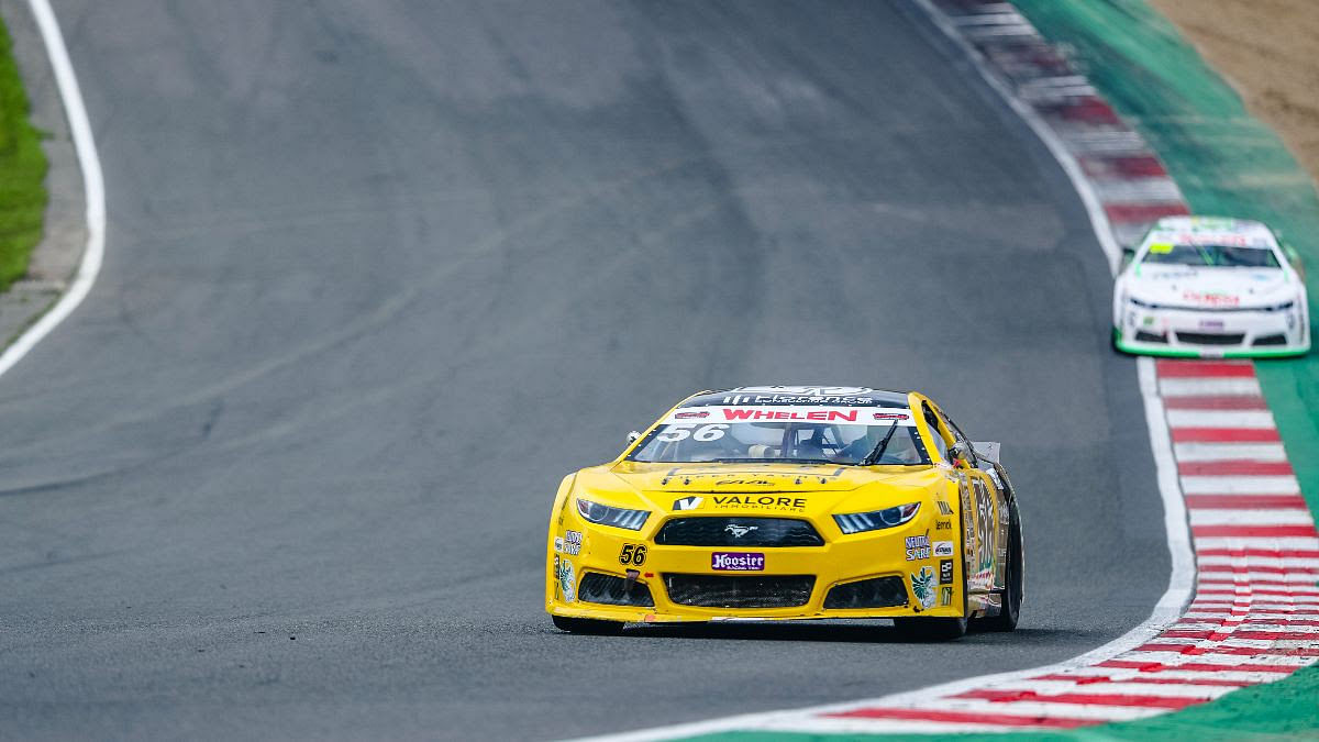 Tyre degradation was a challenge for Deodhar in race two but managed to come P3