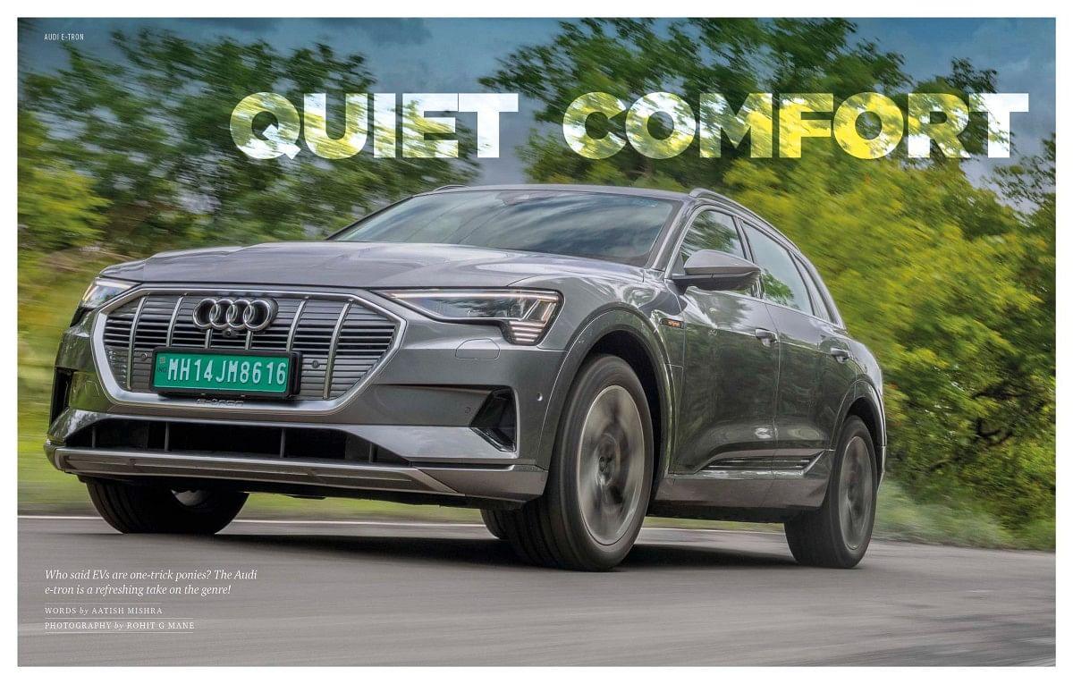 Ingolstadt's take on electric luxury!