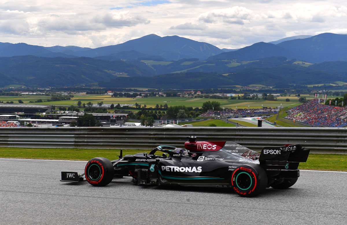 Mercedes are shifting most of their workforce towards the 2022 season