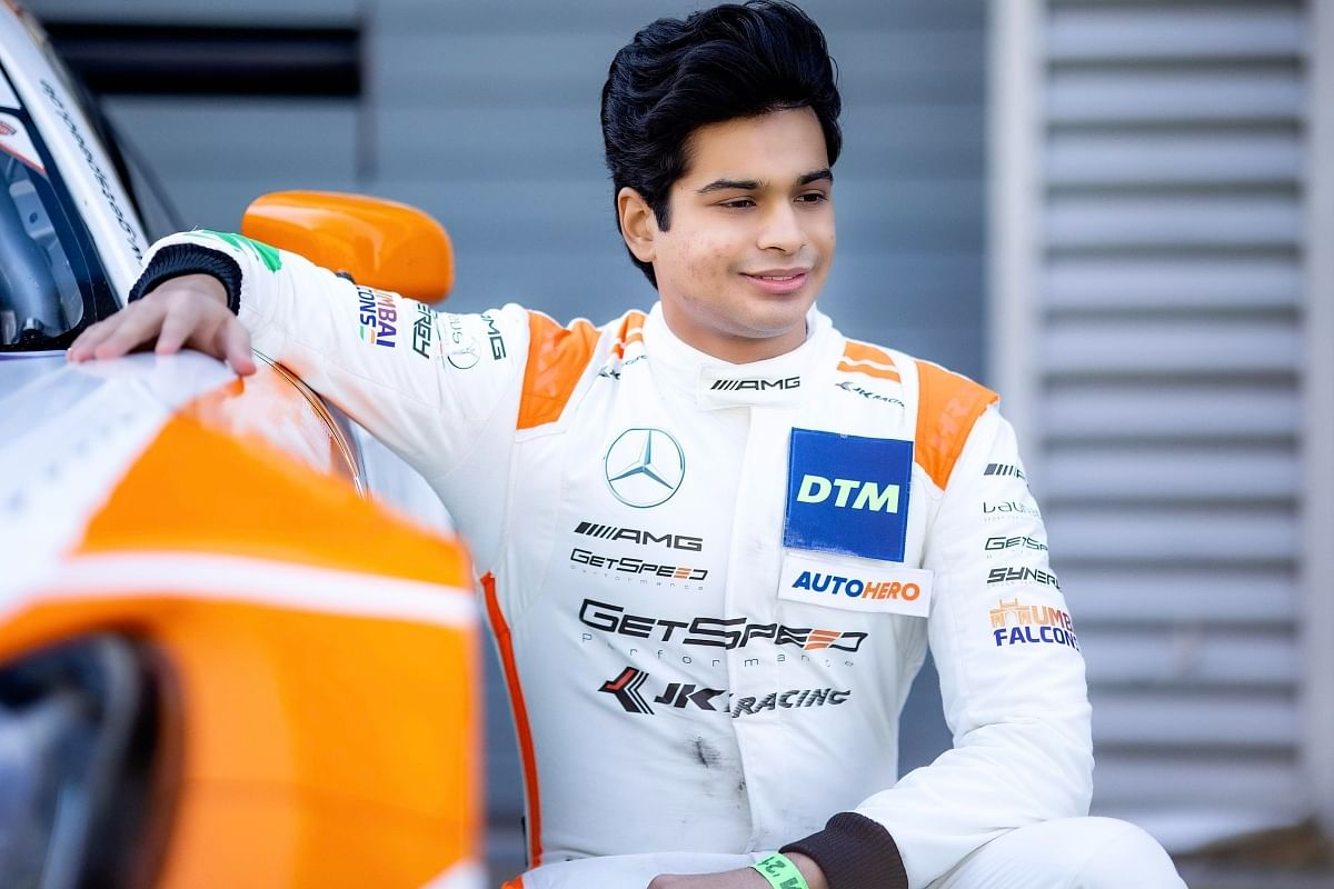 Maini hopes to have a better peformance in Race 2 of Lausitzring