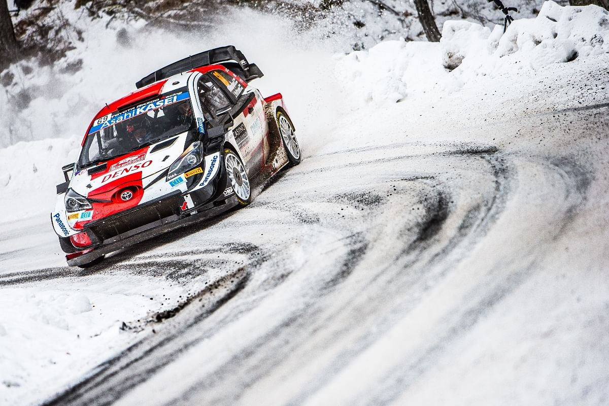 Drifting on the snow? Yes please!