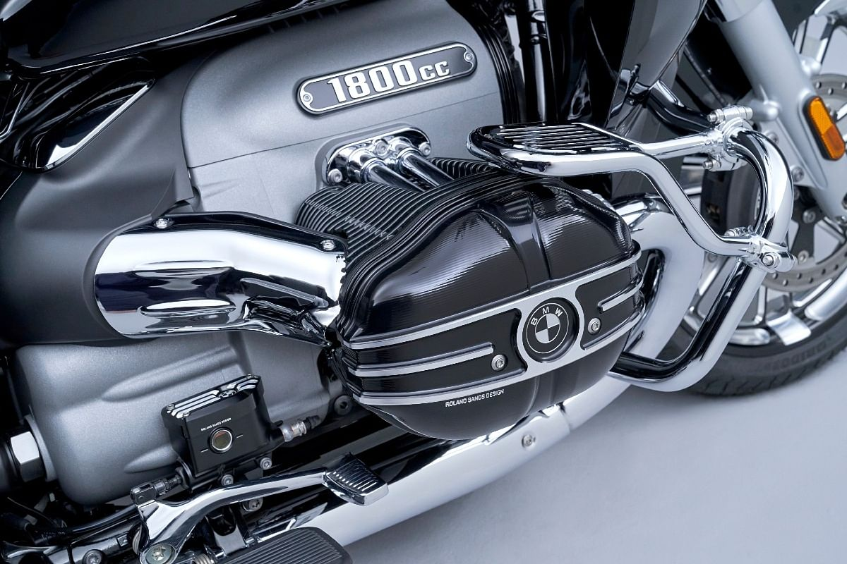 Both the R 18 and the Transcontinental use the same 1802cc boxer-twin engine with the mahoosive 158Nm of torque
