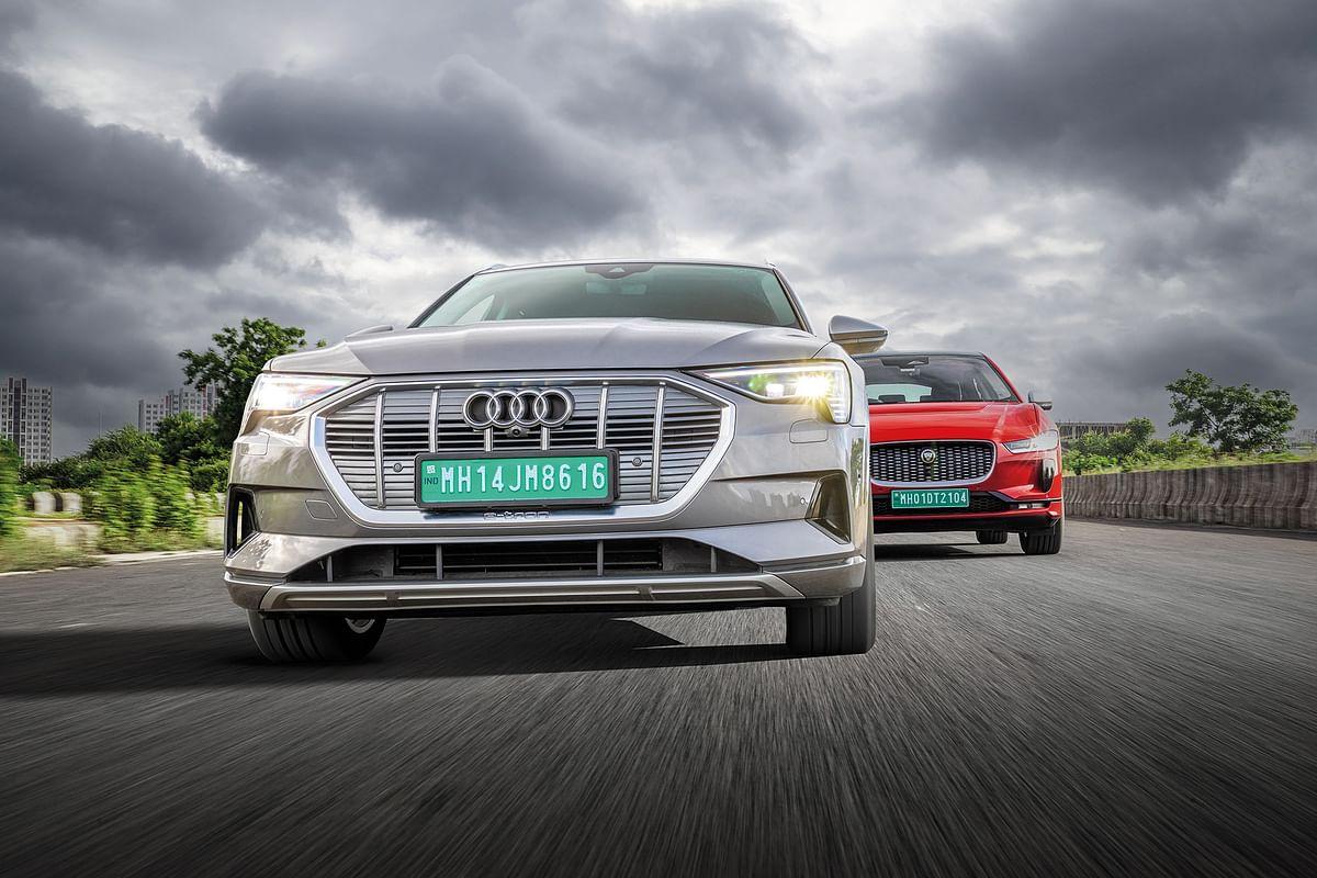 Audi e-tron vs Mercedes-Benz EQC vs Jaguar I-Pace: Price and specification comparison