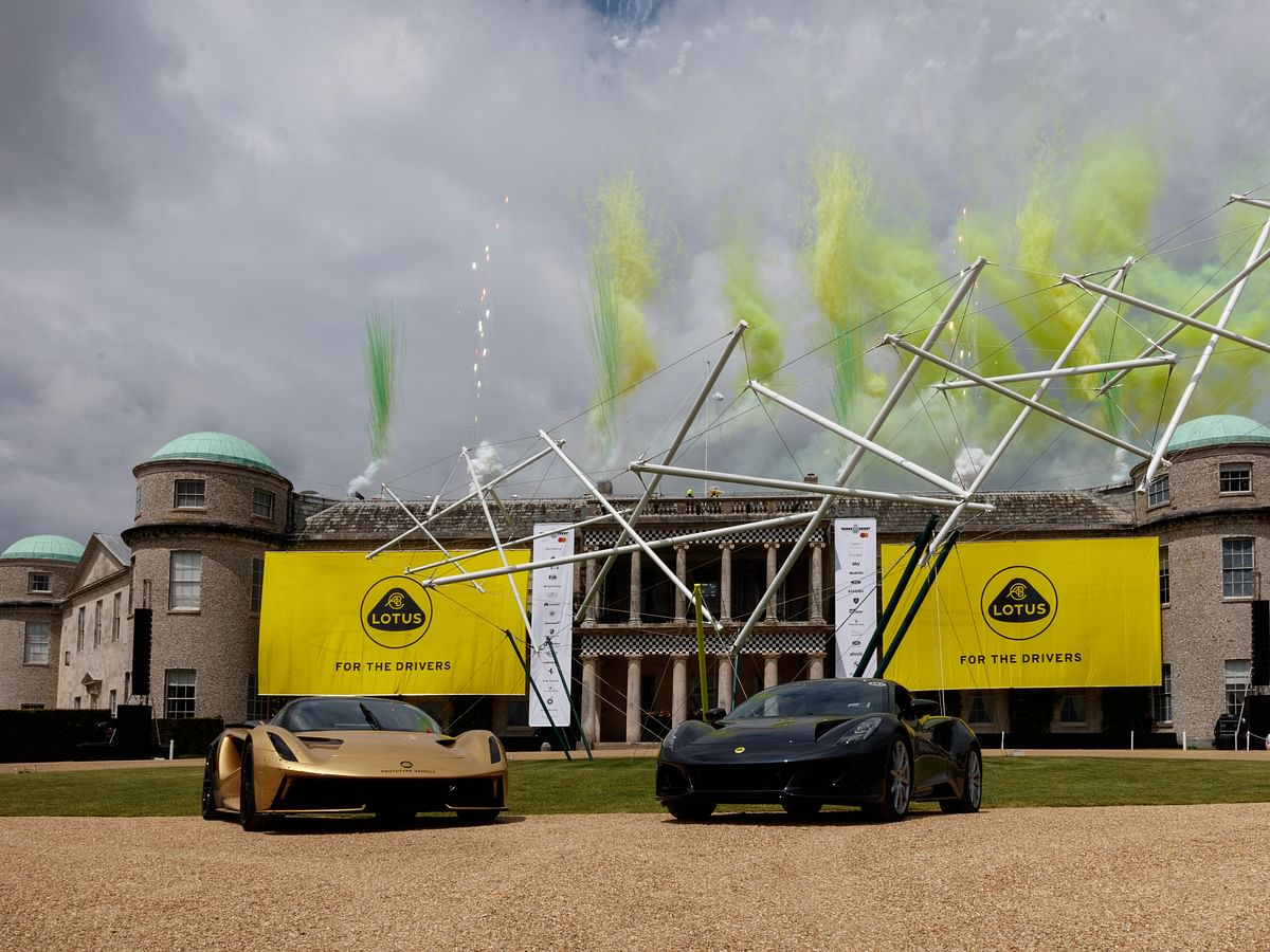 The coolest cars at the 2021 Goodwood Festival of Speed