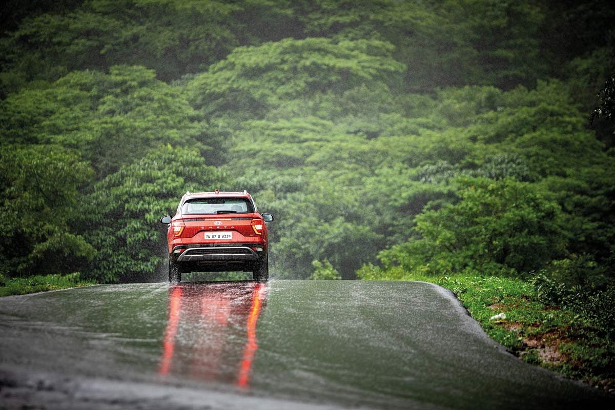 The prerequisite of a great driving road is that it should be open, smooth, and engaging