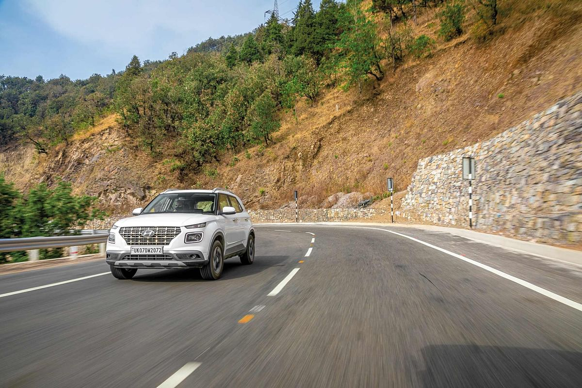 A road trip to the lesser Himalayas with Hyundai Venue: Great Driving Road|Part 3