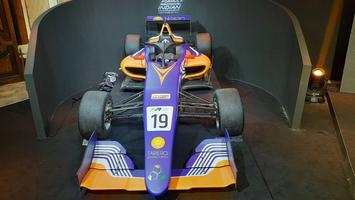 The Formula Regional Indian championship will use F3-spec brand new race cars
