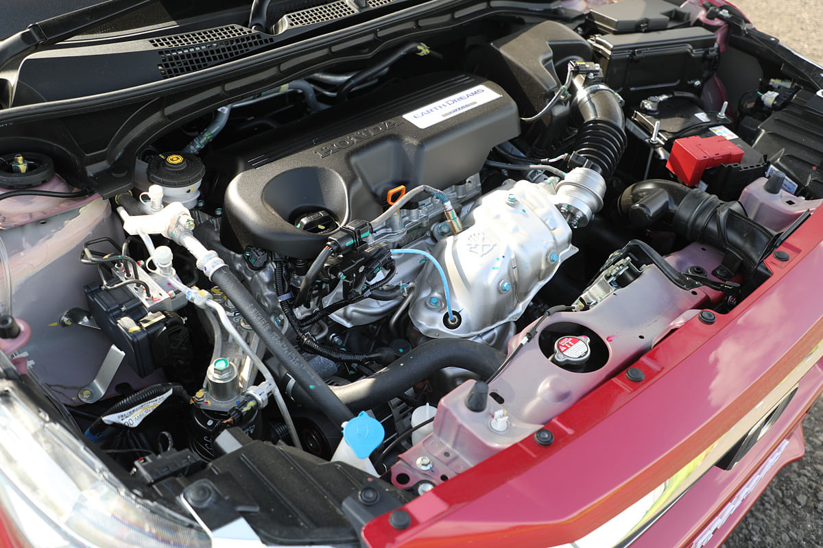 The 1.5-litre diesel engine  churns out 98.6bhp at 3600rpm and 200Nm at 1750rpm
