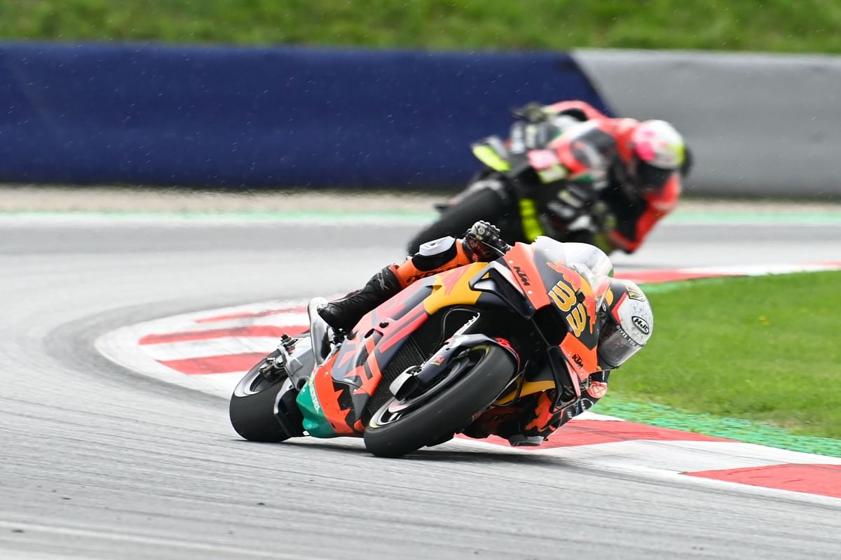 KTM introduced a new chassis and a fuel upgrade at the 2021 Italian GP which catapulted the team to race winning contention