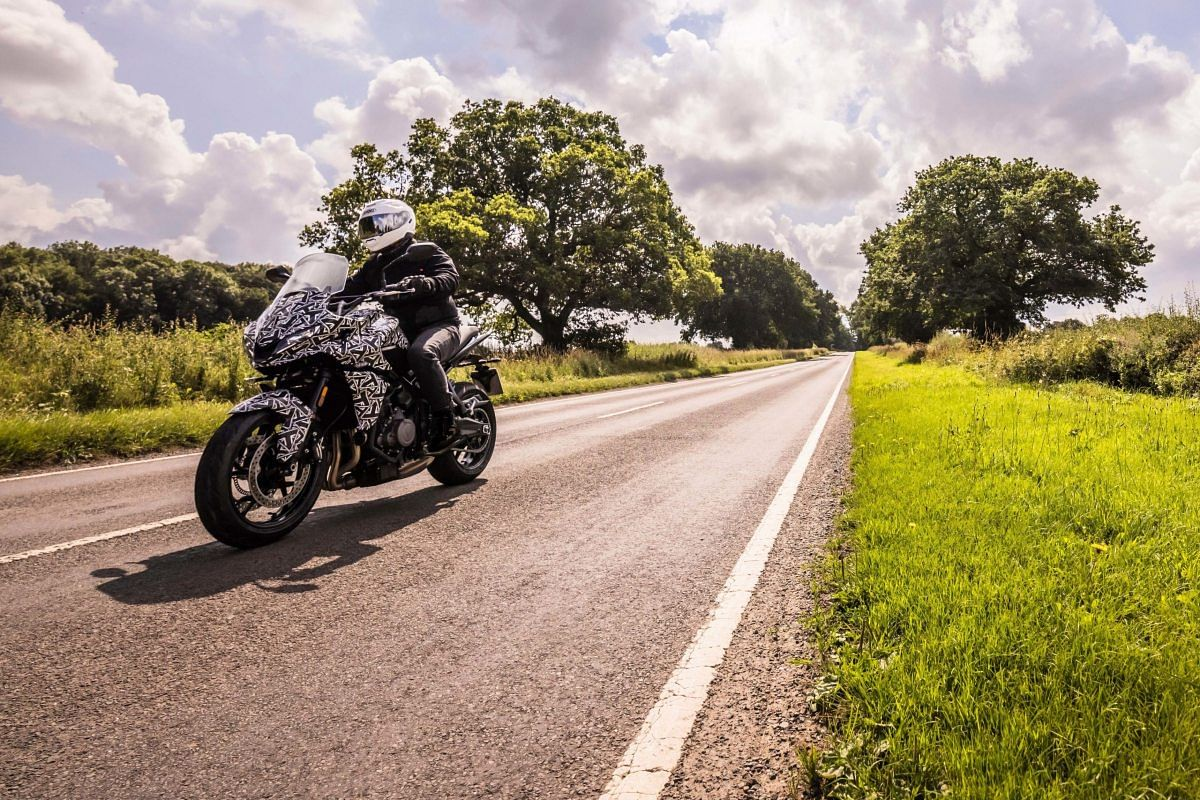 We expect the Tiger Sport 660 to command a slight premium over the Trident 660