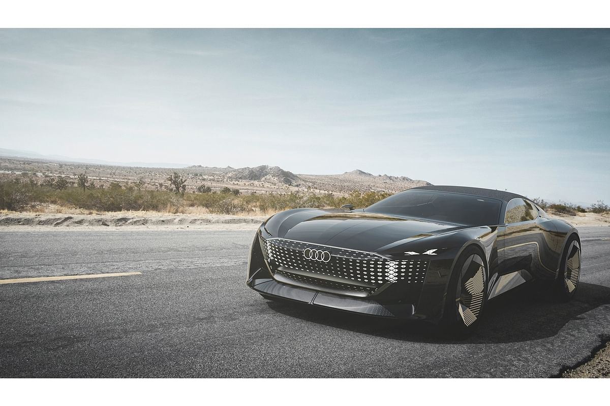 Audi Skysphere concept unveiled, debut on August 13 at Monterey Car Week