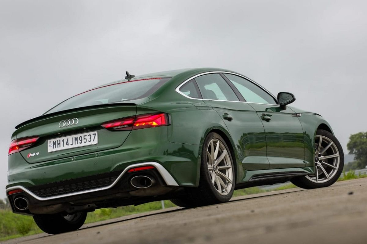 The RS 5 Sportback is priced competitively - especially when compared with its rivals!