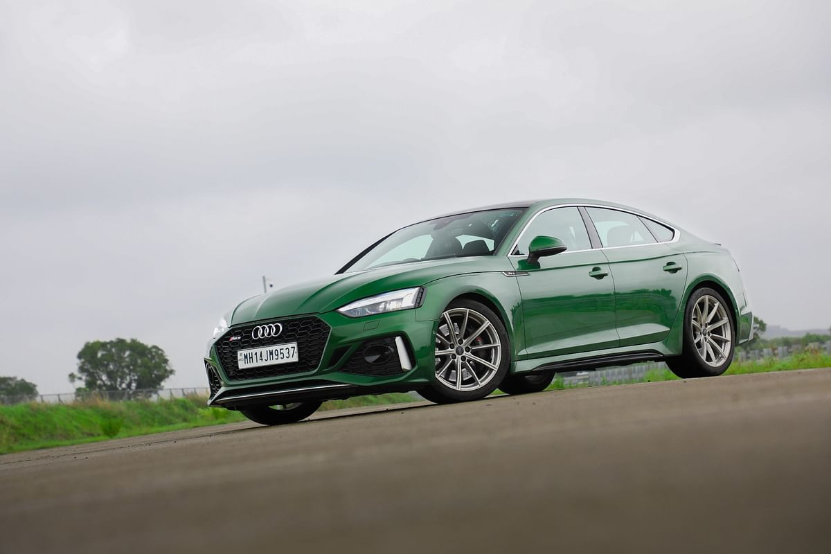 Audi RS5 Sportback launched in India for Rs 1.04 crore