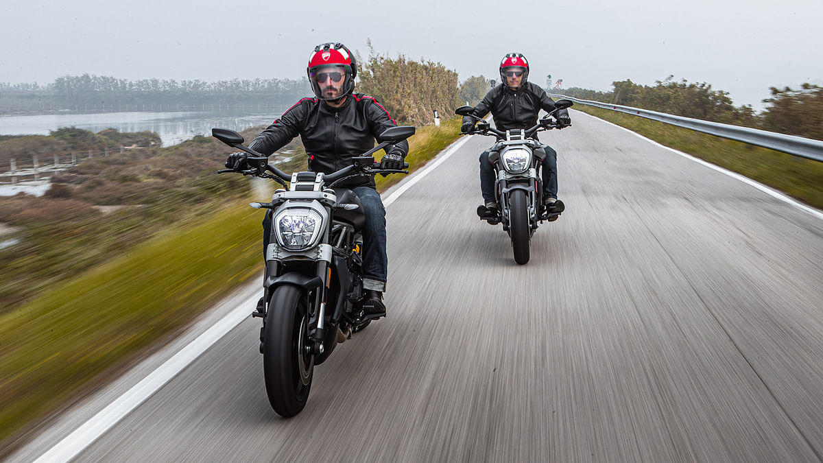 2021 Ducati XDiavel Dark and XDiavel Black Star launched in India