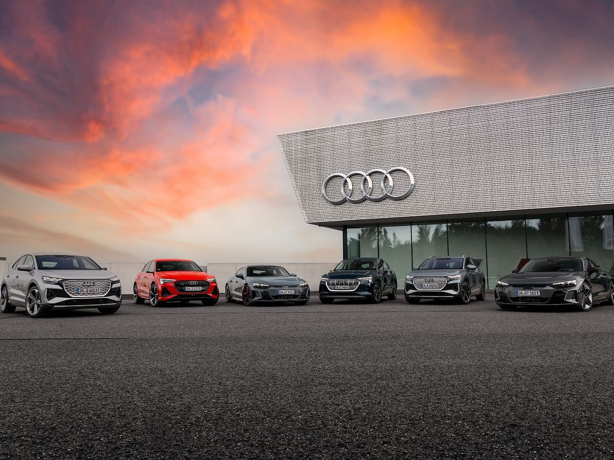 Audi to end combustion engine production in 2033 – only EVs to be launched from 2026