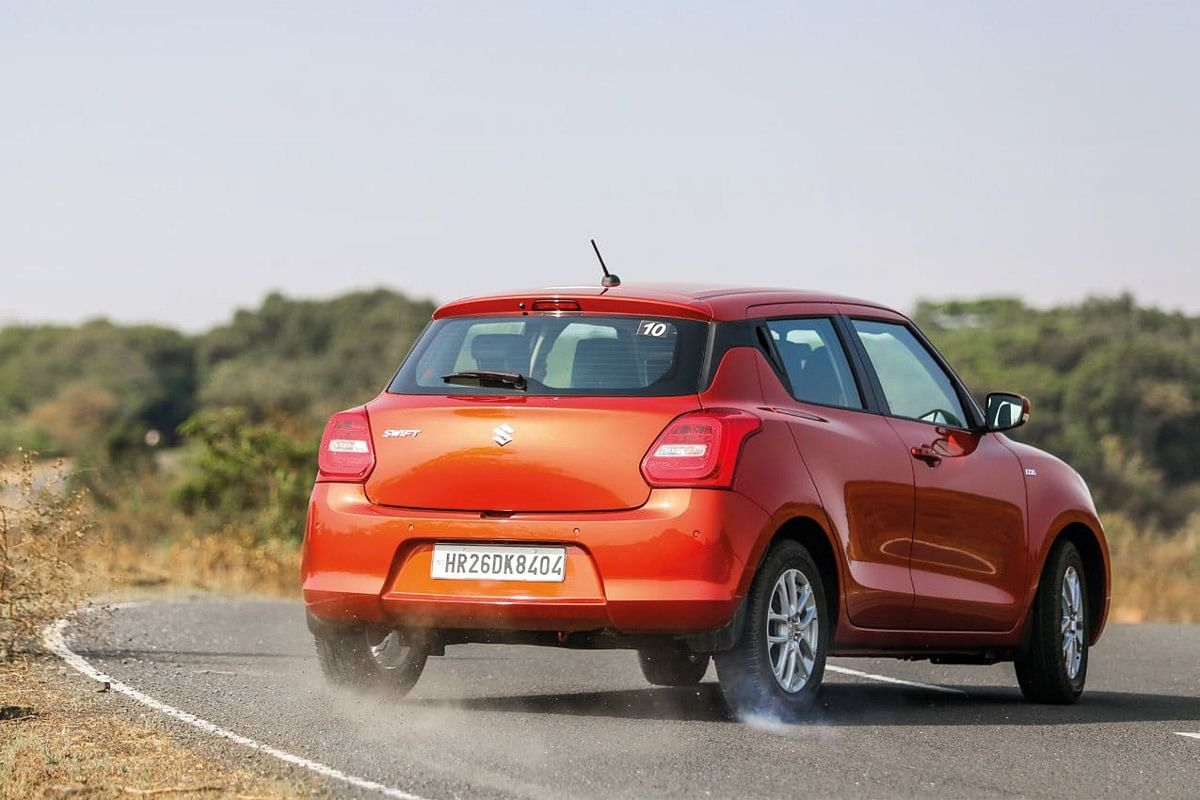 The Swift has always been a preferred hatch among enthusiasts
