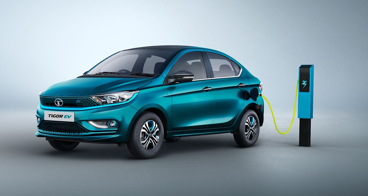 2021 Tata Tigor EV launched, prices start from Rs 11.99 lakh