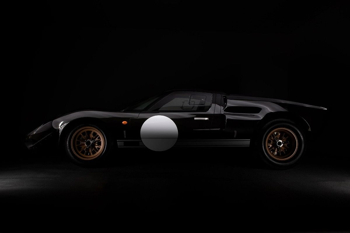Iconic Ford GT40 converted to EV by Everrati Automotive