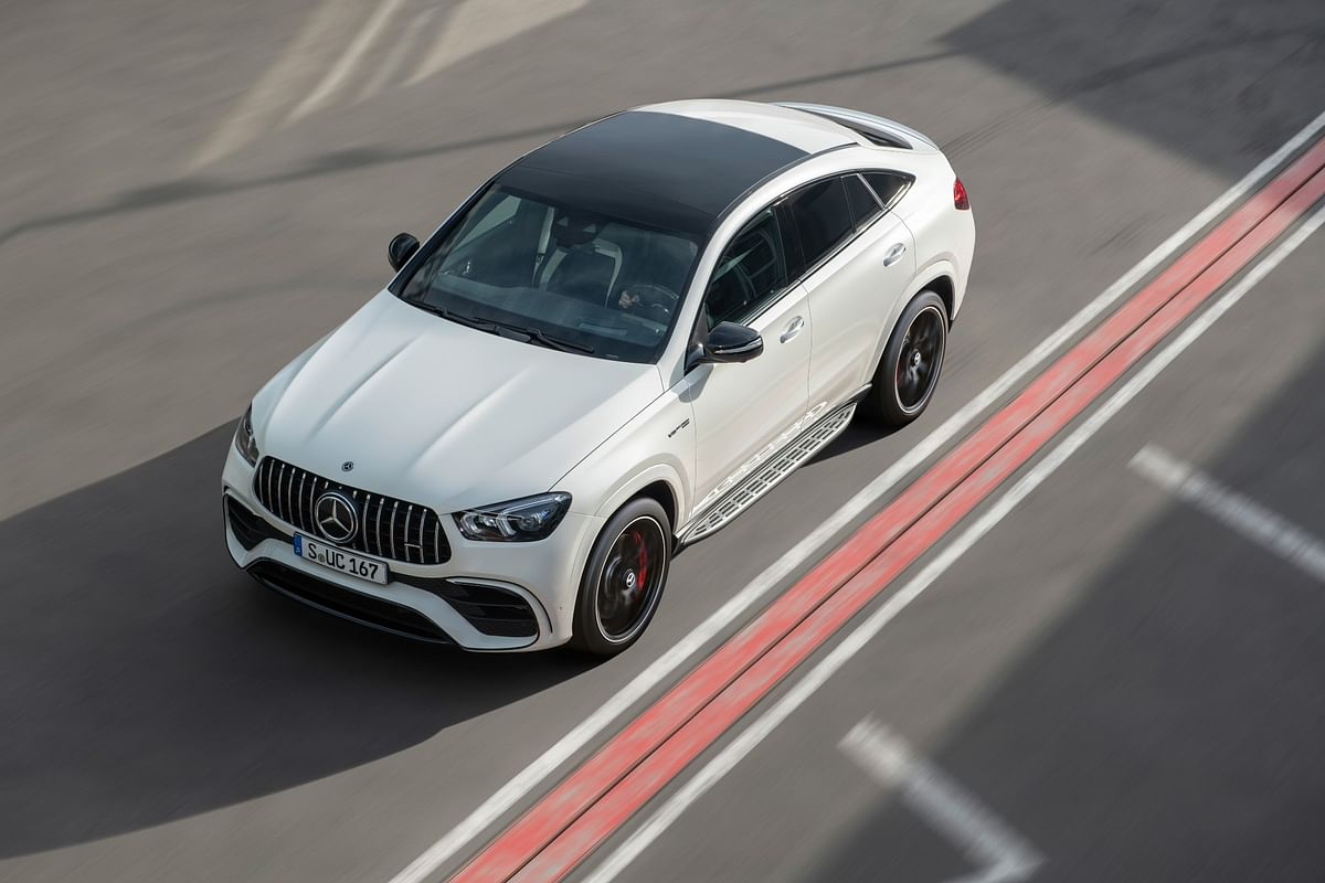 Mercedes-AMG GLE 63 S 4Matic+ Coupe launched in India at Rs. 2.07 crore