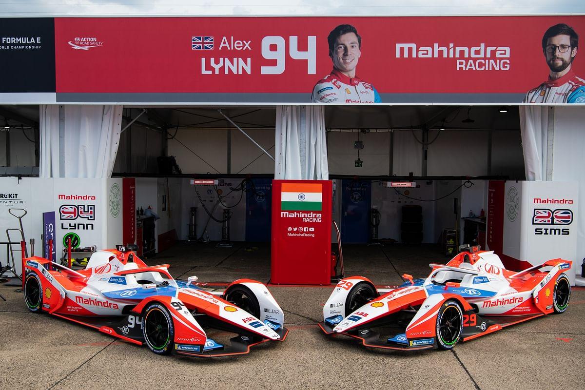 Mahindra Racing gets ready for the Formula E double header at Berlin