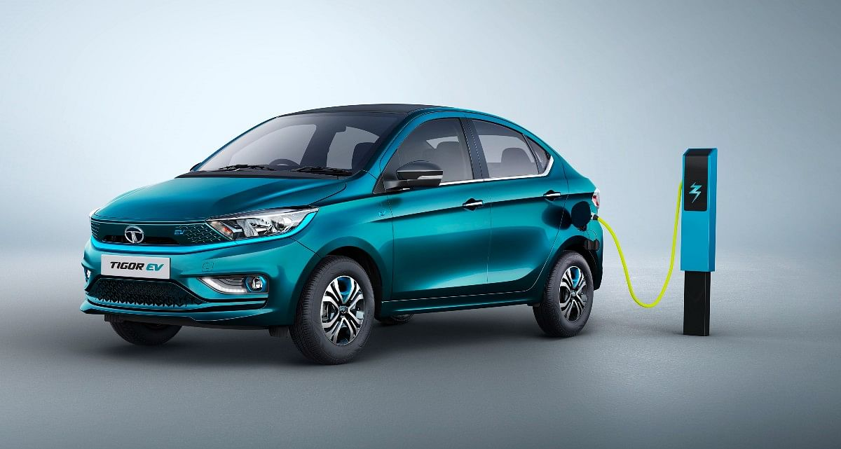Tata will provide a portable charging cable with the Tigor EV as standard