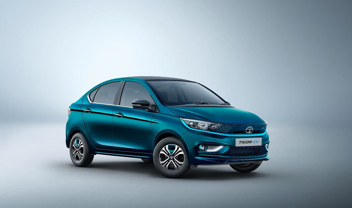 2021 Tata Tigor EV unveiled, sales commence from August 31