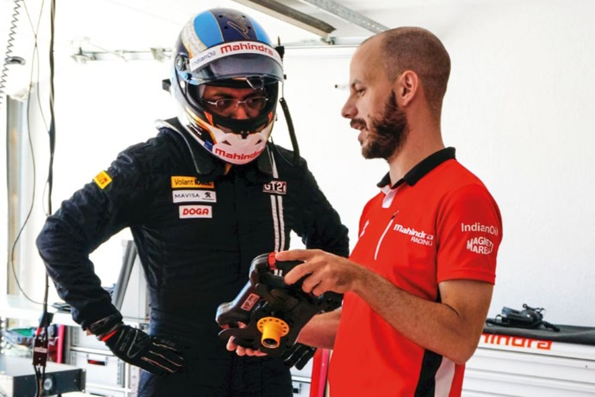 Right at the start, Indian engineers were involved in the Formula E project with Mahindra Reva engineers working with Carlin Motorsport to understand the batteries, the motor and also build the initial thermal model.