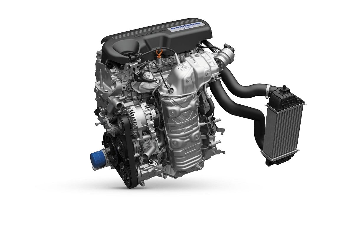 1.5-litre turbo-diesel engine churns out 98.3bhp at 3600 rpm