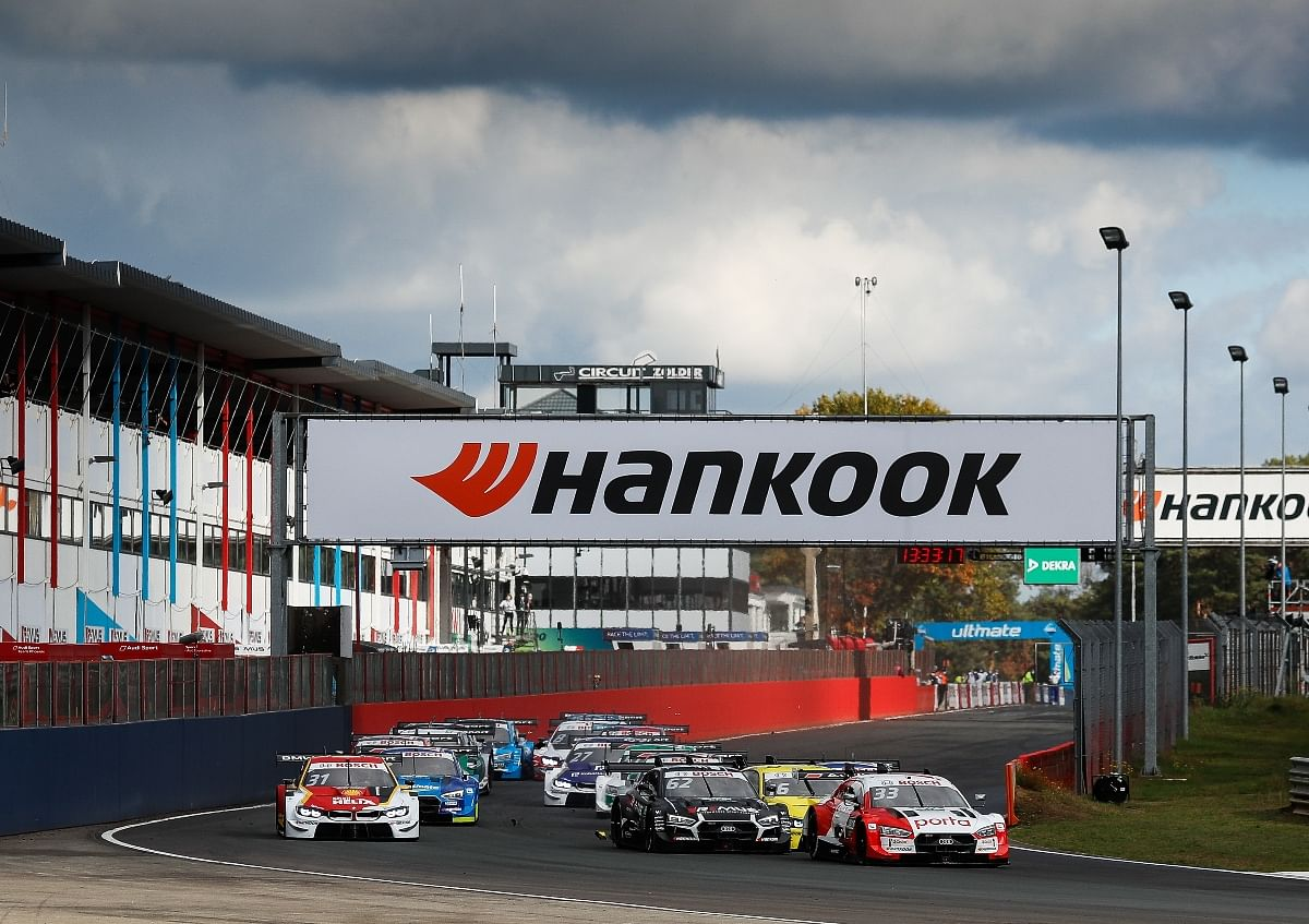 Even before the lights went out at the first DTM race, there was a lot of fuss regarding the Zolder circuit