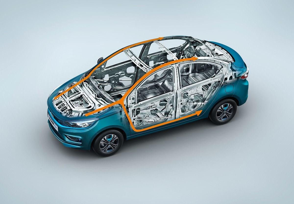 The Tata Tigor EV gets a 4-star GNCAP rating